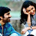 Malvika Sharma and Ravi Teja in film Nela Ticket (2018)