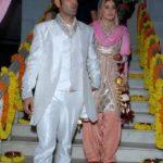 Manav Vij Marriage Picture
