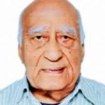 Harish Ahuja Father Manghoo Fatehchand Ahuja