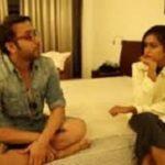 Manisha Saxena with Jagnoor in MTV Love School