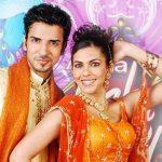 Manit Joura with Manika Dhanda