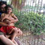 Manu Rishi With His Daughter Mansha