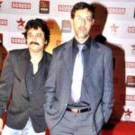 Manu Rishi With Rajat Kapoor