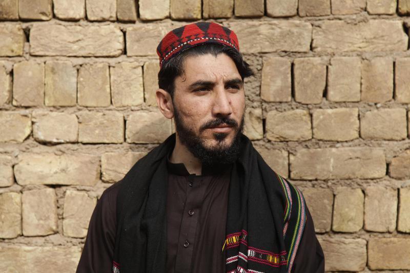 Manzoor Pashtun