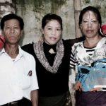 Mary Kom parents
