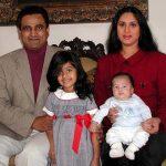 Meenakshi Seshadri Husband & Children