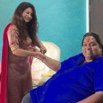 Megha Dhade with Ganesh Acharya