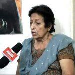 Meghna Malik mother Kamlesh Malik