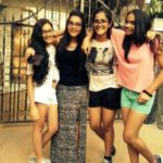 Meghna Srivastava Enjoying With Her Friends