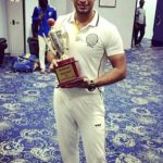 Mehdi Hasan Best Bowler Senior Zonals 2015
