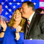 Mike Pompeo With His Wife Susan Pompeo