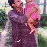 Mimi Chakraborty father