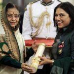 Mira Nair Padama Bhushna Awardee