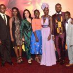 Mira Nair's Queen Of Katwe Team At Award Winning Moment