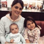 Mitchell Johnson wife and children