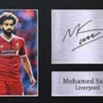 Mohamed Salah Signature