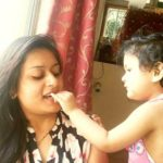 Mohit Dagga wife and daughter