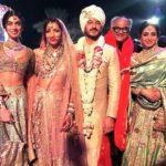 Antara Motiwala and Mohit Marwah wedding photo