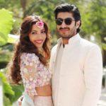 Antara Motiwala with her husband Mohit Marwah
