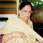 Mona Shourie Kapoor's Mother Satte Shourie