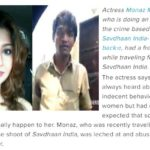 Monaz Mevawala- Controrversy