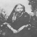 Mother of Sarat Chandra Bose Prabhavati Bose