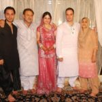 Mudasir Zafar Family