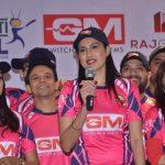 Mugdha Chaphekar in Box Cricket League
