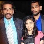 Mukesh Rishi Children