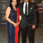 Mukesh Rishi wife