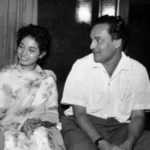 Mukesh With His Wife