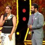 Mumaith Khan in Bigg Boss Telugu Season 1