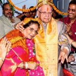 N D Tiwari Marriage
