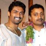 Nandamuri Kalyan Ram with his brother Janaki Ram