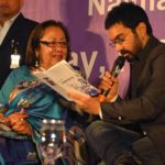 Najma Heptulla With Aamir Khan