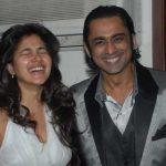 Narayani With Anuj Saxena