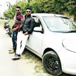 Navjot Singh aka Issapuria Virk - Nissan Micra