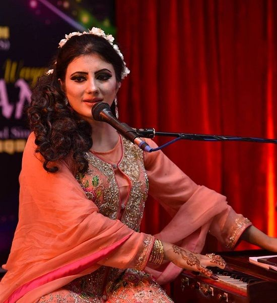 Nazia Iqbal Pashtun Singer