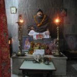 Neem Karoli Baba's Samadhi At His Vrindavan Ashram