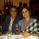 Neena Gupta drinking