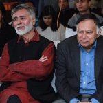 Neerja Bhanot brother Akhil Bhanot (Left) & Aneesh Bhanot (Right)