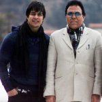 Neeshant Tanwar father
