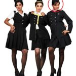Neetu Chandra as an airhostess in Garam Masala