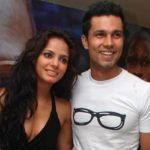 Neetu Chandra with Randeep Hooda