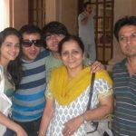 Neha Bamb family