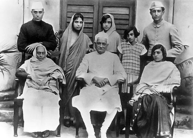 Nehru–Gandhi Family