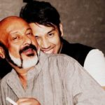 Nikhil Thampi's father