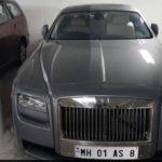 Nirav Modi Cars Rolls Royce Ghost