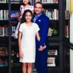 Nirav Modi With His Daughters