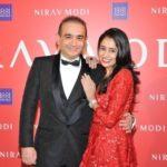 Nirav Modi With His Wife Ami Modi